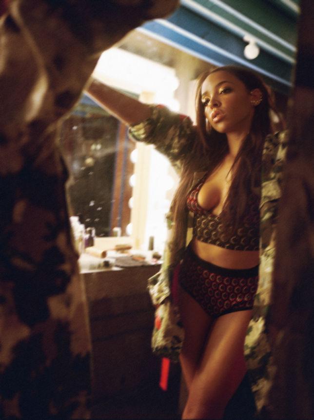 Tinashe Covers Nylon; Talks 'Joyride,' Sexism, & Chris Brown   Rap-Up