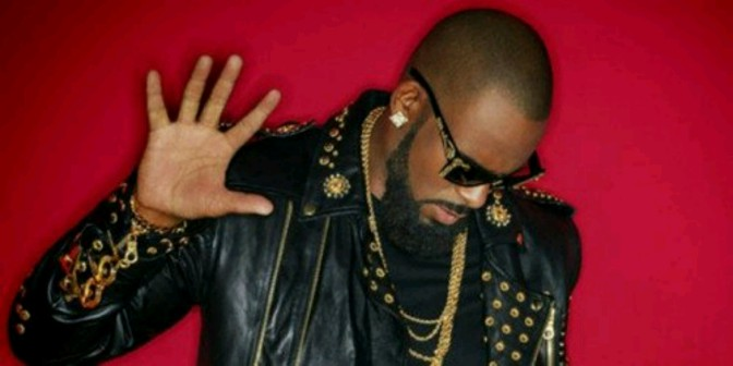 "R. Kelly ""Christmas Party"""