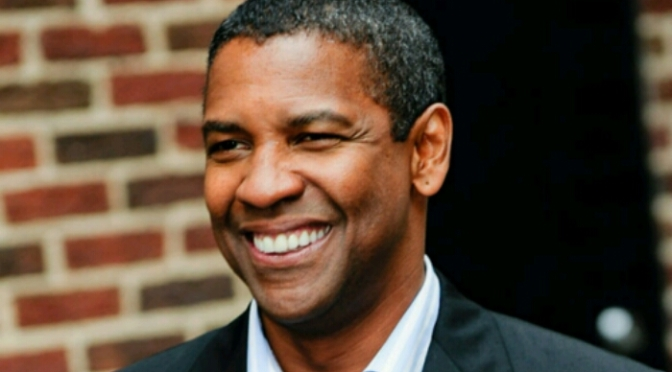 "Denzel Washington Will Receive ""Cecil B. DeMille Award"" At Golden Globes"