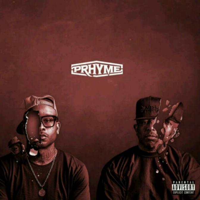 "(Stream) PRhyme ""Self-Titled"" (LP)"