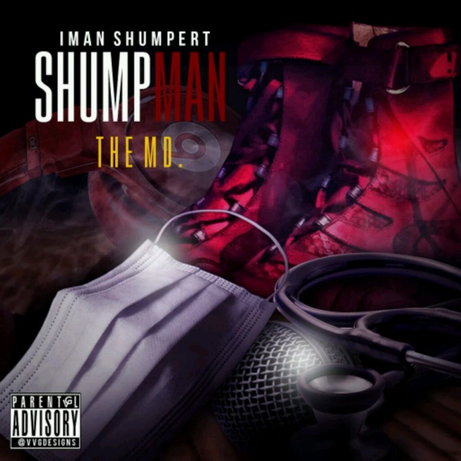 "(Mixtape) Iman Shumpert ""Shumpman: The MD"""