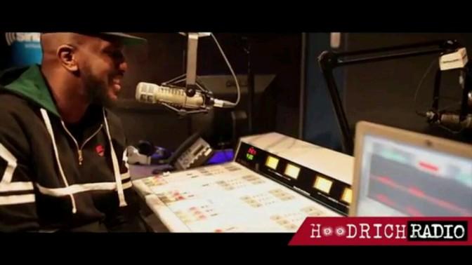 Travis Porter On Hoodrich Radio