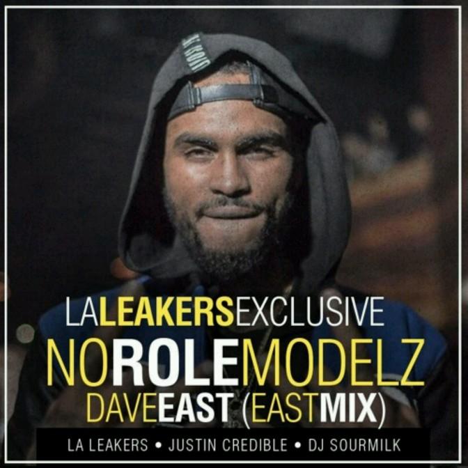 "Dave East ""No Role Modelz (EAST MIX)"""