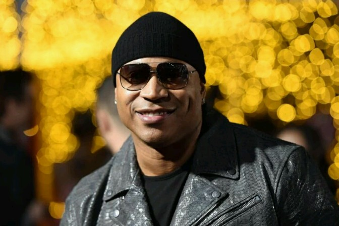"""LL Cool J Receives A Star On The """"Hollywood Walk Of Fame"""""""