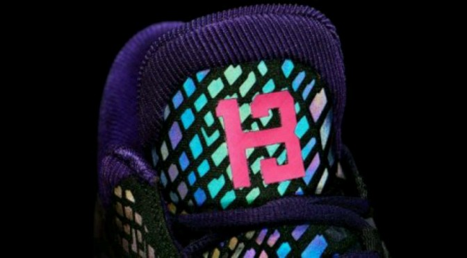 Peep James Harden's All-Star Game Kicks Courtesy Of Adidas