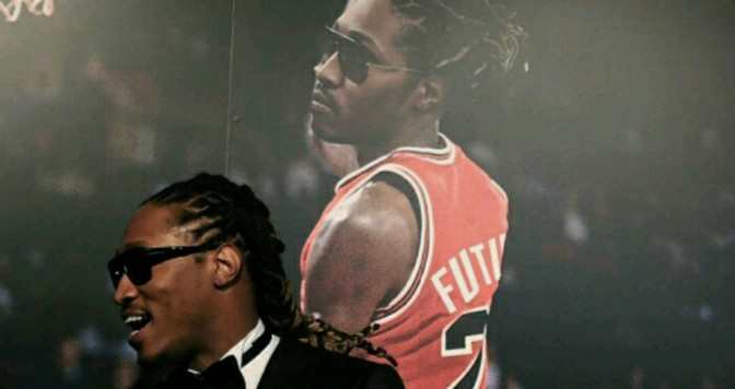 Does Future Have A Jordan Brand Colorway Coming???
