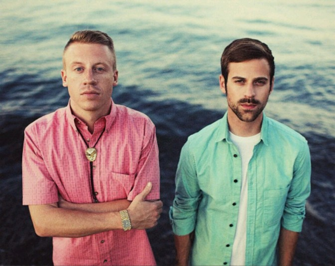 Macklemore and Ryan Lewis Perform On The Late Show