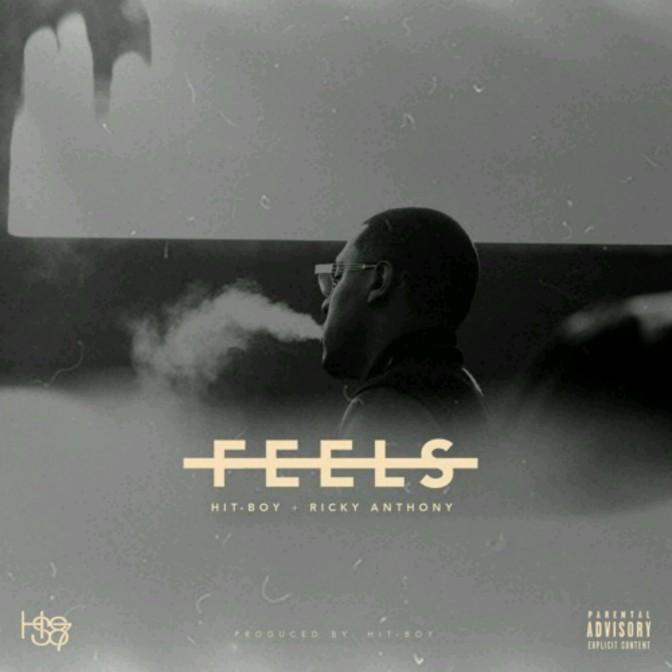"Hit-Boy Feat. Ricky Anthony ""Feels"""