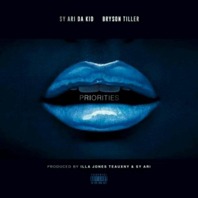 "Sy Ari Da Kid Feat. Bryson Tiller ""Priorities"""