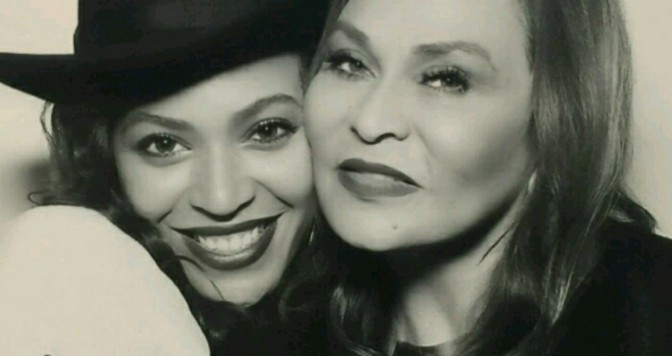Photoshoot Diaries With Tina Knowles-Lawson, Beyonce & Kelly Rowland
