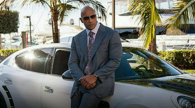 "Checkout The Trailer For Season Two Of ""Ballers"""