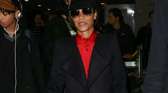 Jada Pinkett Smith Addresses Chris Rock's Oscar Diss