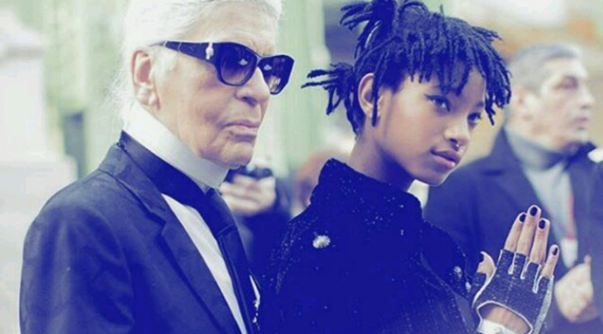 Willow Smith Named NEW Ambassador For Chanel