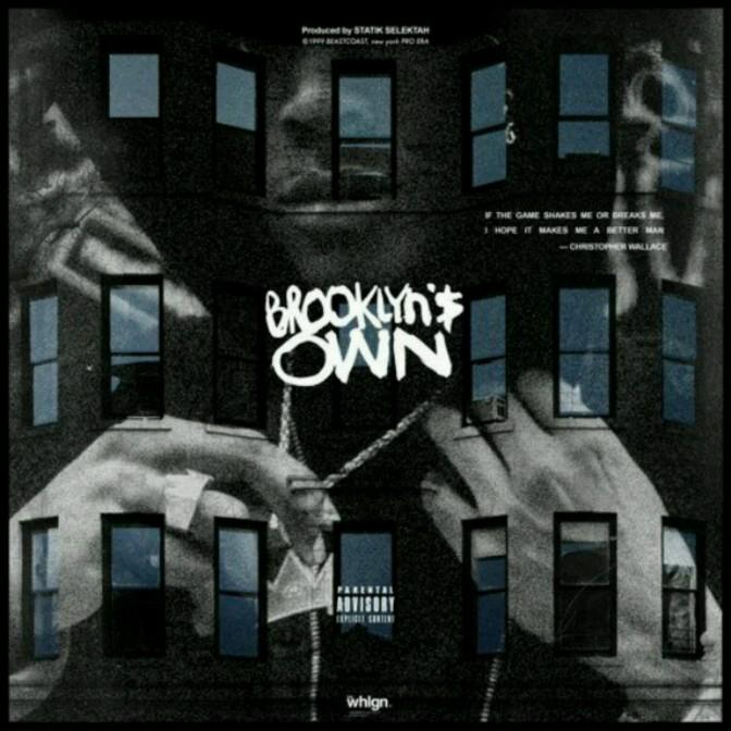 "Joey Bada$$ ""Brooklyn's Own"" (Prod. By Statik Selektah)"