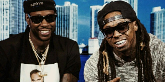 """Lil Wayne & 2 Chainz On """"Highly Questionable"""""""