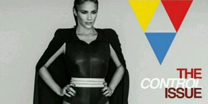 "Paula Patton, Eva Longoria & More Cover ""VVV Magazine"""
