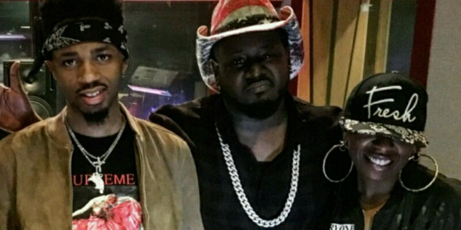 T-Pain Hits The Studio With Metro Boomin, Missy Elliott & Dej Loaf
