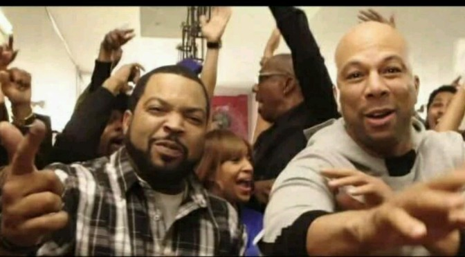 "(Video) Ice Cube & Common ""Real People"""