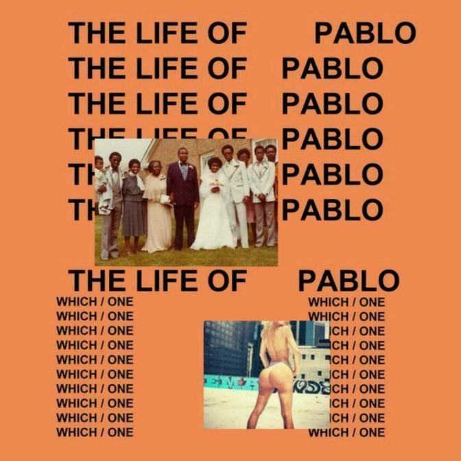 "Kanye West Feat. Sampha ""Saint Pablo"""