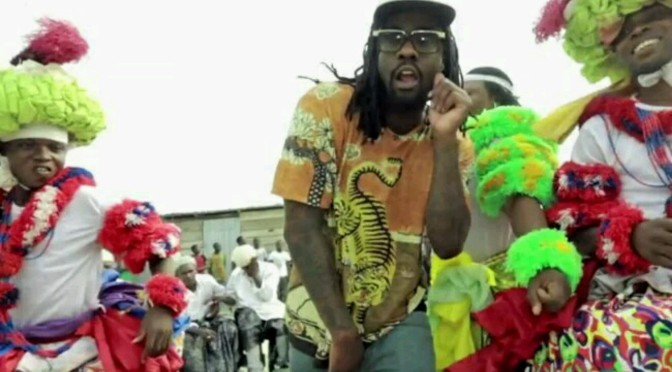 "(Video) Wale ""The God Smile"""