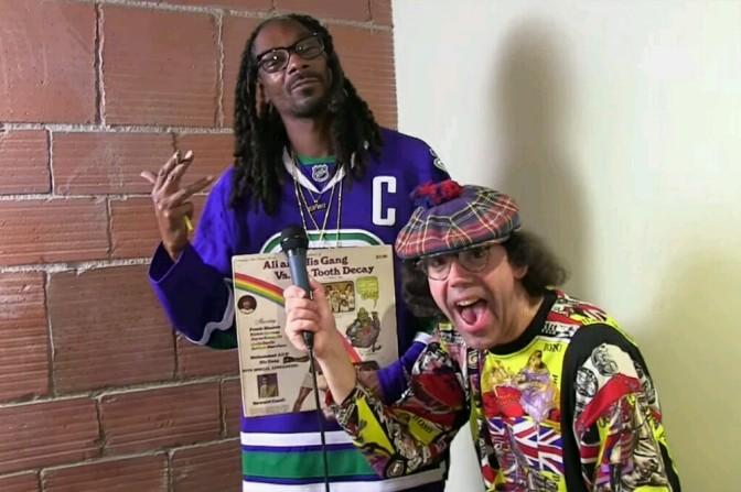 Nardwuar vs. Snoop Dogg