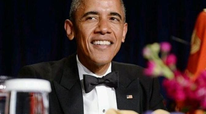 (Stream) White House Correspondents Dinner #WHCD