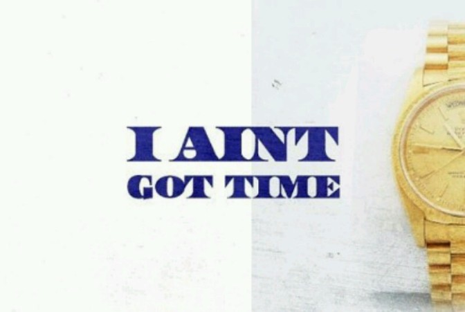 "ITSBIZKIT Feat. Zoey Dollaz, Grafh, Anoyd & DA The Future ""I Ain't Got Time"""
