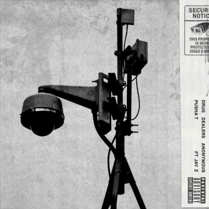 "Pusha T Feat. JAY Z ""Drug Dealers Anonymous"""