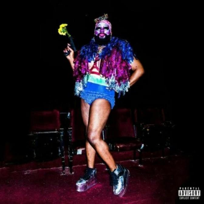 "Vic Mensa Feat. Le1f, Halsey, Lil B & Malik Yusef ""Free Love"""