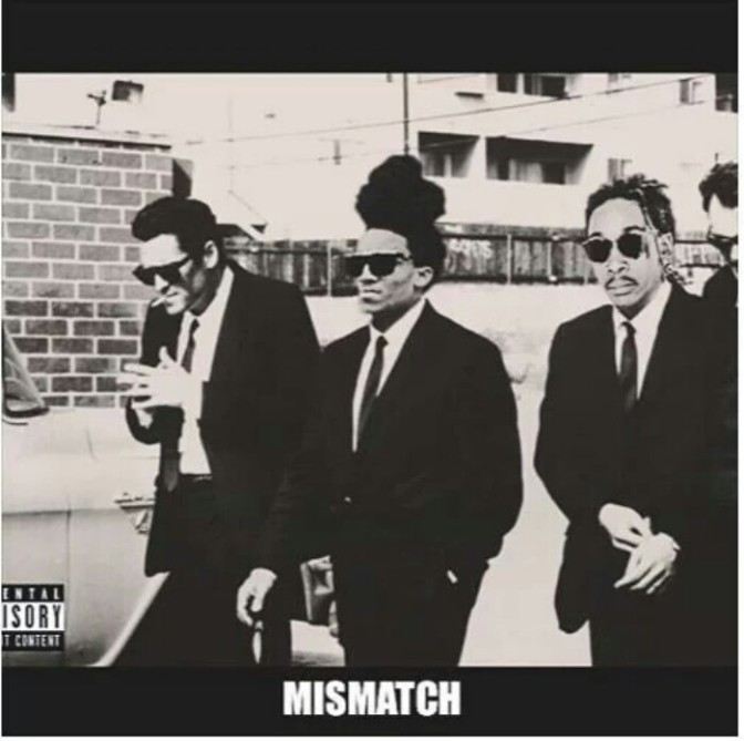 "Wiz Khalifa ""Mismatch (Remix)"""