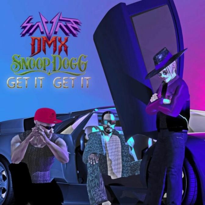 "Savant Feat. DMX & Snoop Dogg ""Get It Get It"""