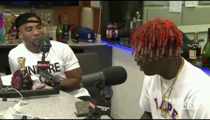 Lil Yachty On The Breakfast Club