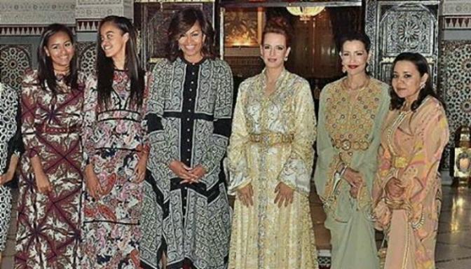 Michelle Obama Donates $100M To Stimulate Education For Women in Morocco