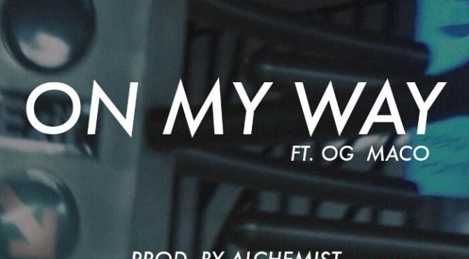 """Jace Feat. OG Maco """"On The Way"""" (Prod. By Alchemist)"""