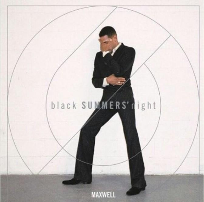 "(Album Stream) Maxwell ""blackSUMMERS'night"""