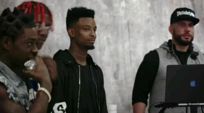 Watch Kodak Black, 21 Savage, Lil Uzi Vert, Lil Yachty & Denzel Curry's XXL Freshmen Cypher