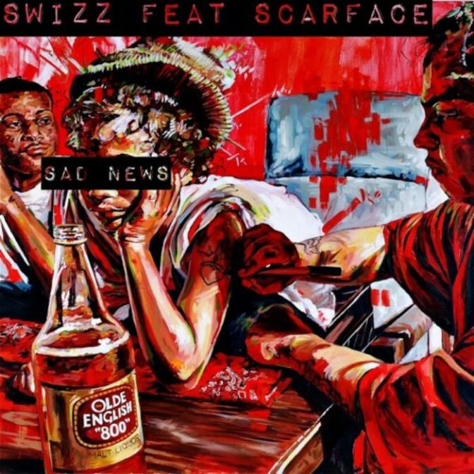 """Swizz Beatz Feat. Scarface """"Sad News"""""""