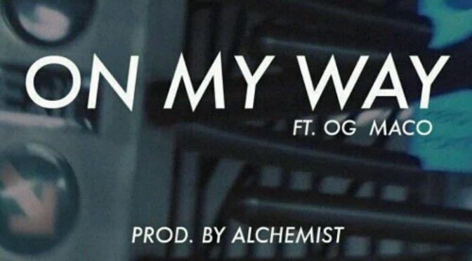 """(Video) Jace Feat. OG Maco """"On My Way"""""""