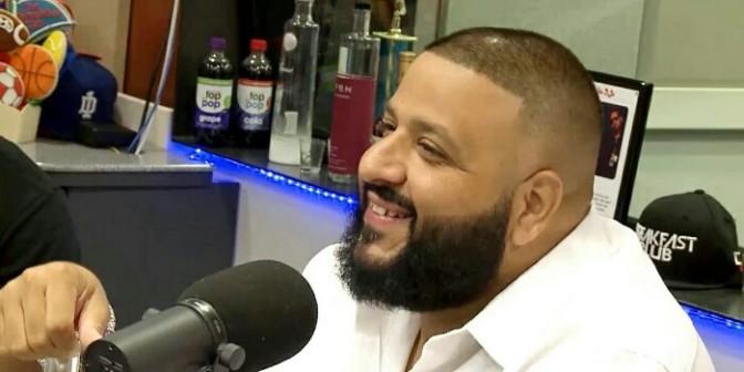 DJ Khaled On The Breakfast Club