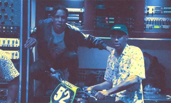 A$AP Rocky & Tyler the Creator Invade Target