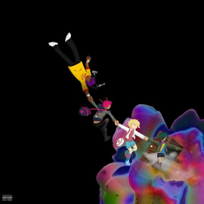 "(Mixtape) Lil Uzi Vert ""The Perfect Luv Tape"""
