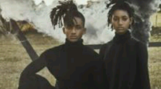 Jaden & Willow Smith Cover Interview Mag Penned By Pharrell