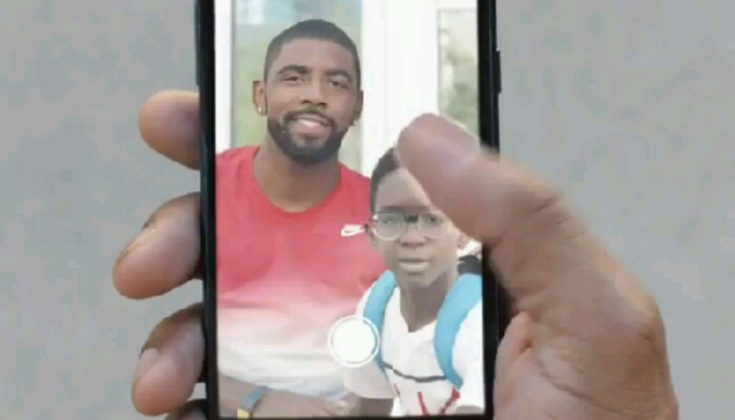 Kyrie Irving Stars In NEW Hilarious Footlocker Commercial