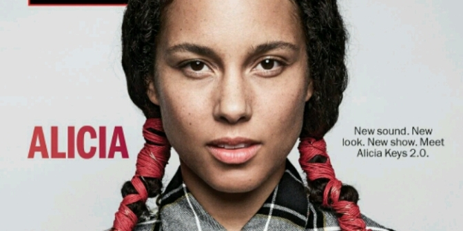 Alicia Keys Covers Timeout Magazine