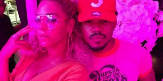 Peek Inside Beyonce's Soul Train Themed BDAY Party