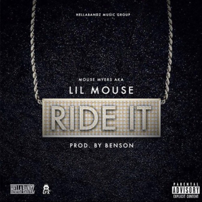 "Mouse Myers ""Ride It"""