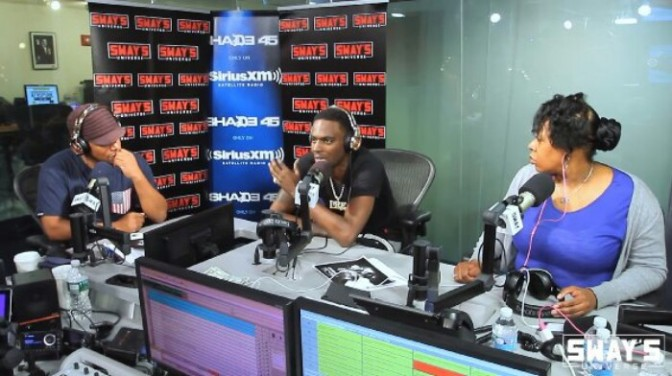 Young Dolph On Sway In The Morning