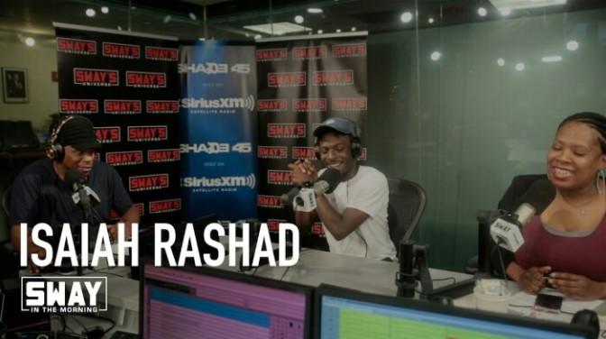 "(Video) Isaiah Rashad ""5 Fingers Of Death Freestyle"""