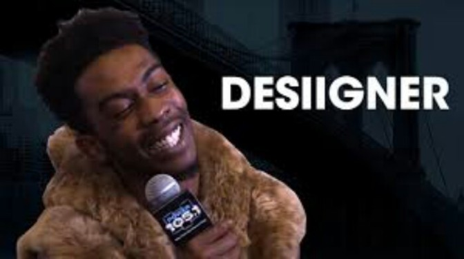Desiigner Explains Why He Tosses The Mic On Stage