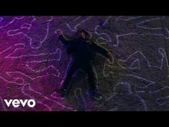 "(Video) Vic Mensa ""16 Shots"""